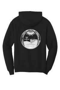 church of the holy rollers disc golf hoodie Disc golf clothing apparel sweatshirt