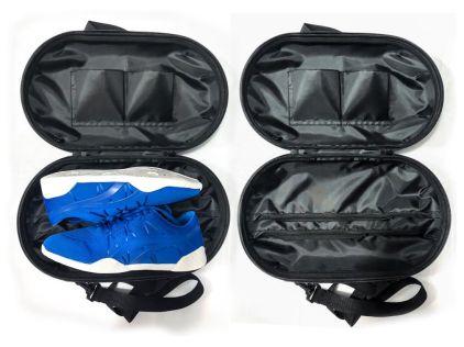 shoe case open