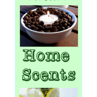 7 Homemade Natural  Home Scents Tutorials