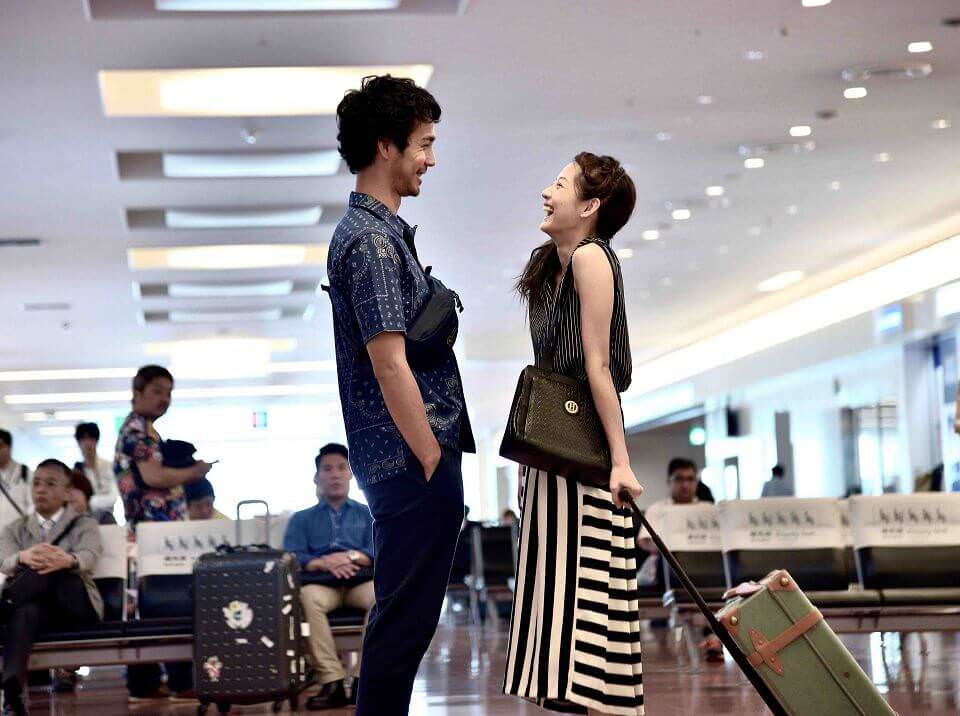 雖然媽媽說我不可以嫁去日本:臺灣甜姐兒簡嫚書的愛情療癒力┃影評 - 雀雀看電影