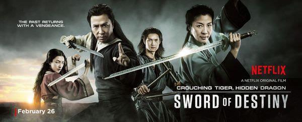 【影評】《臥虎藏龍:青冥寶劍》中國人的美國夢 - 雀雀看電影