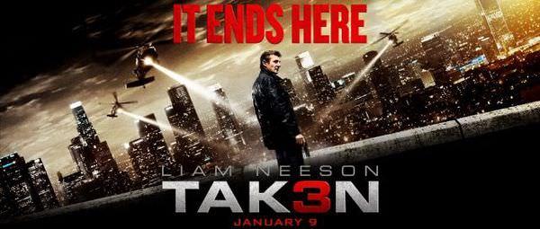 【影評】《即刻救援3》Taken 3 - 雀雀看電影