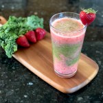 Strawberry Kale Smoothie