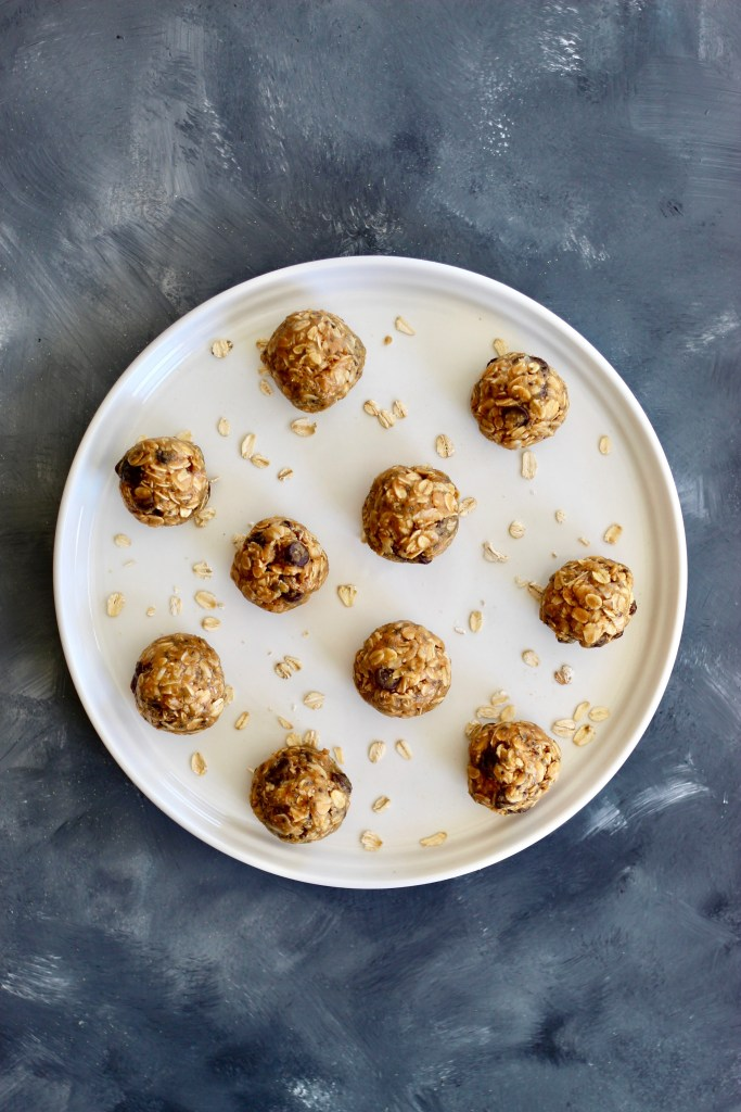 These energy bites are the perfect snack to grab and go! Completely customizable and take 5 minutes or less!
