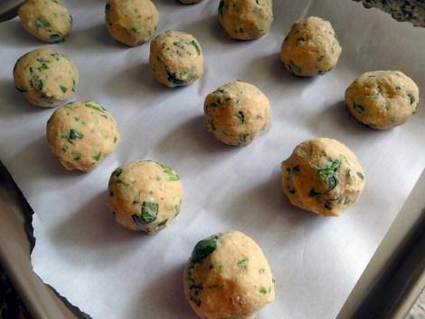 Chickpea Meatballs 2