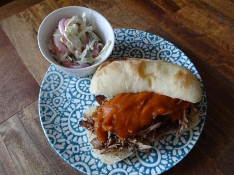 Pulled Pork Sadwich