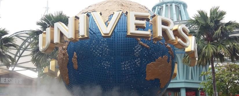Universal Studios, Singapore Sentosa Island