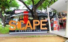 Scape Flea Market Singapore