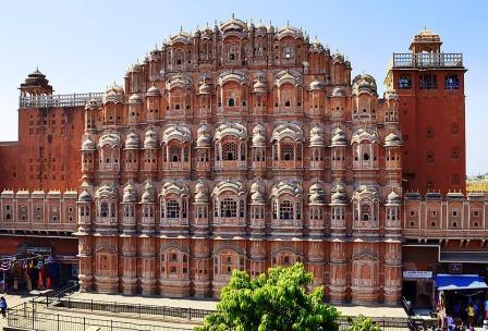 Hawa Mahal - Things to do in jaipur