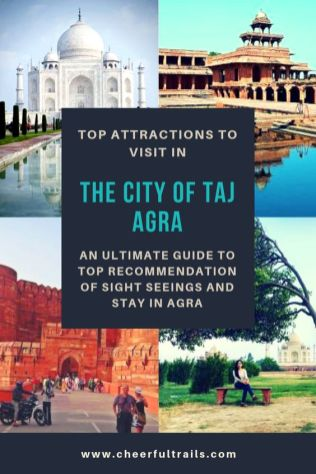 Agra is the most visited tourist destination in India well known for housing the UNESCO World Heritage Sites notably the Taj Mahal, Red Fort and Fatehpur Sikri. While you are visiting this city to witness the grandeur of the Taj Mahal, you can explore many other gems the city has to offer.