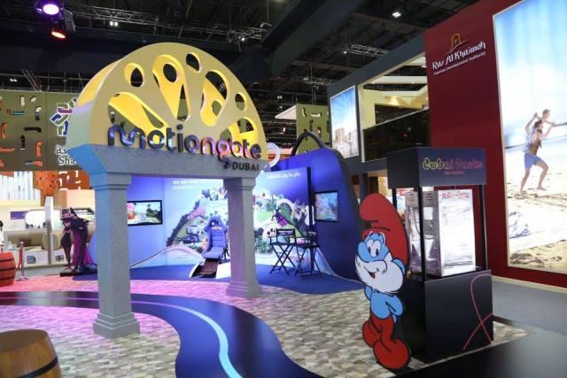 Dubai Theme Parks