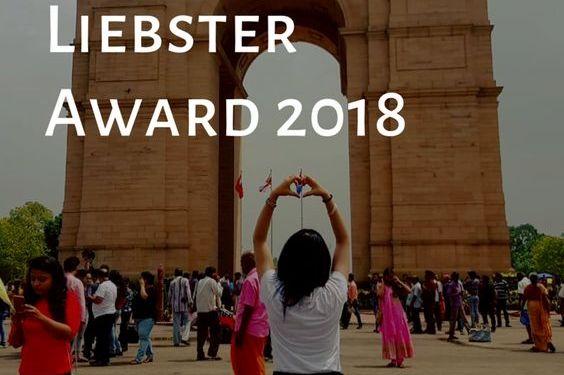 Nominated for Liebster Award 2018