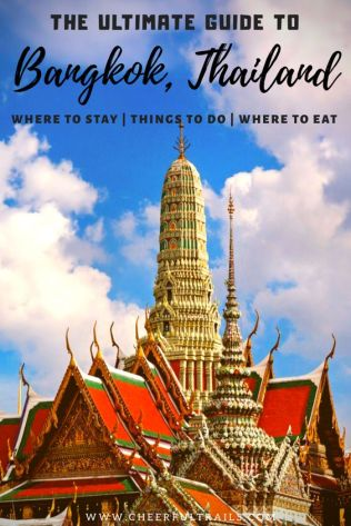 Here's an ultimate Bangkok Travel Guide featuring travel tips, top attractions, recommended accommodations for all budgets, entry requirements and more. Explore the best of the city!