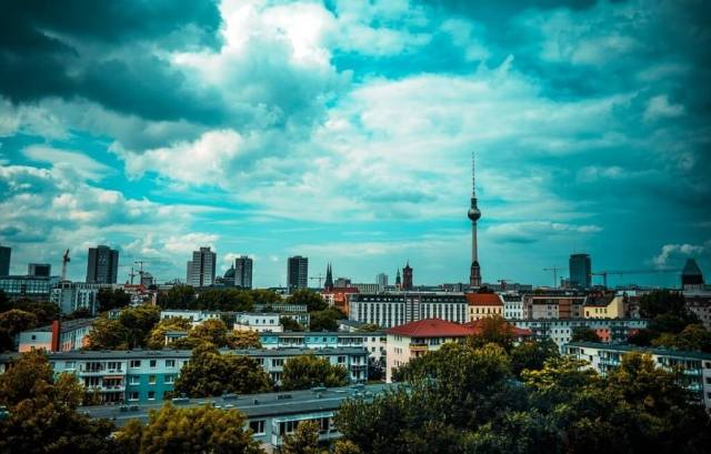 Berlin - Places to visit in Europe in Summer