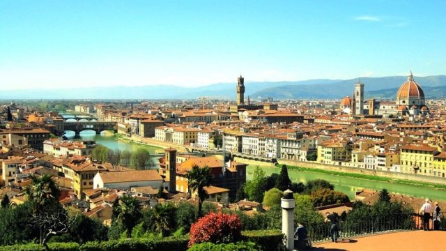Florence - Beautiful Cities to Visit in Italy