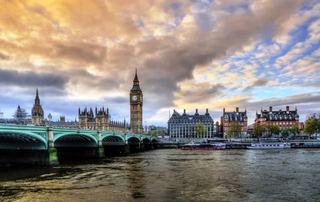 London - Places to visit in Europe in Summer