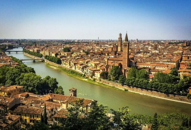 Verona - Beautiful Cities to Visit in Italy