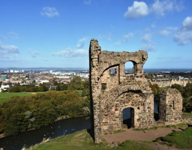 Saint Anthony's Chapel in Edinburgh Itinerary