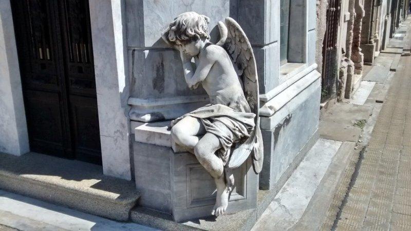 La Recoleta Cemetery - Buenos Aires Itinerary
