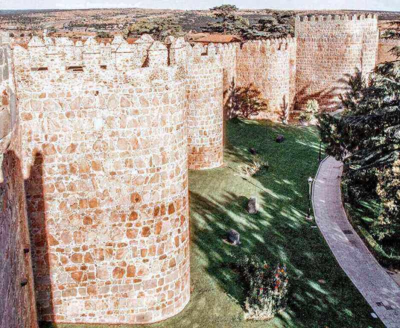Avila - Madrid Itinerary