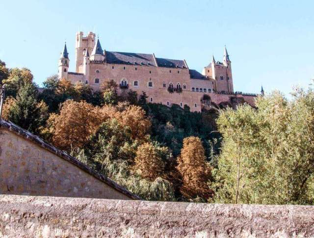 Segovia - Madrid Itinerary