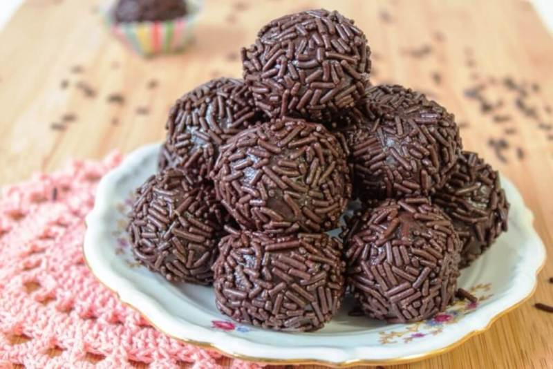 Brigadeiro - most delicious desserts