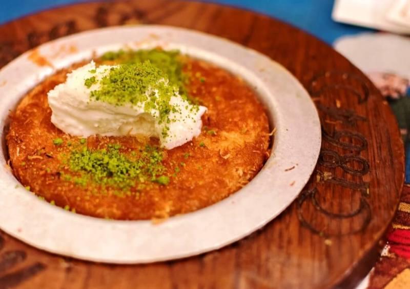 Kunefe - most delicious desserts