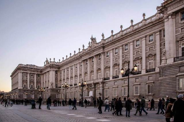 Royal Palace of Madrid - Madrid Itinerary