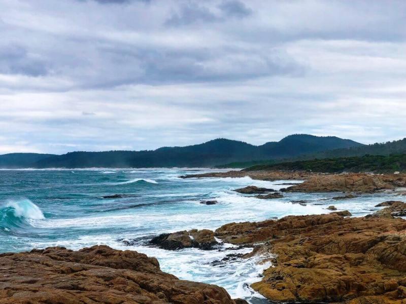 Tasmania Coast, Australia - Most Beautiful Islands In The World