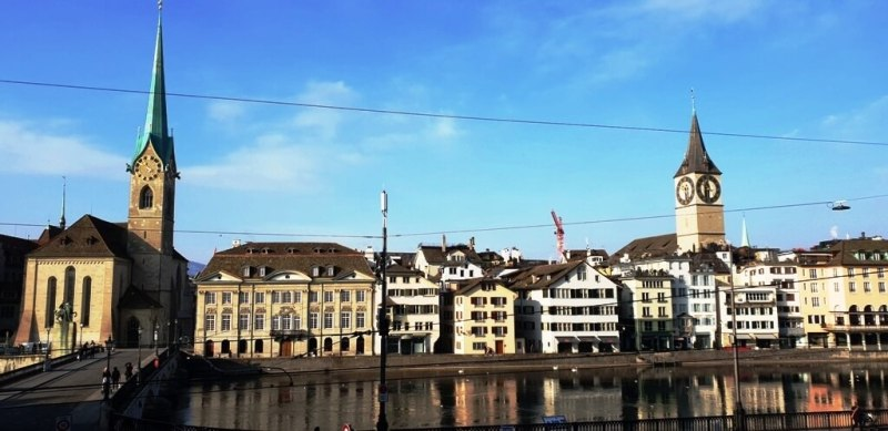 Zurich Historical Tour - Things To Do In Switzerland