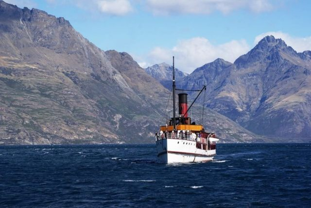 tss Earnslaw - Things To Do In Queenstown