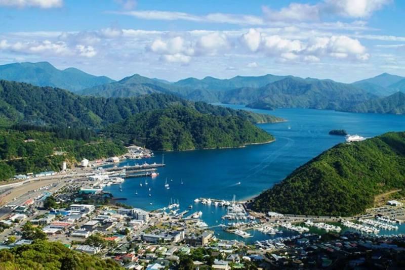 Picton - New Zealand Honeymoon
