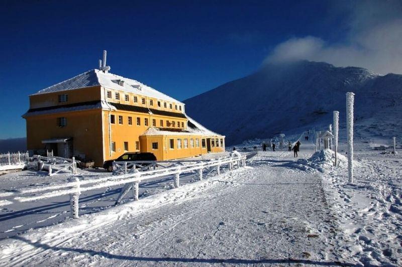 Karkonosze Mountains - Poland In Winter