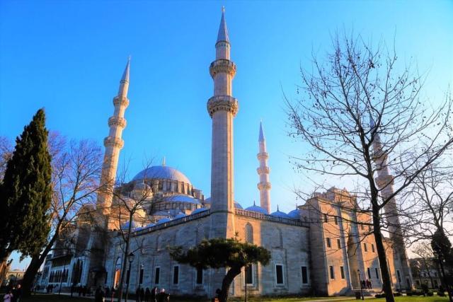 Suleymaniye Mosque - Istanbul Itinerary