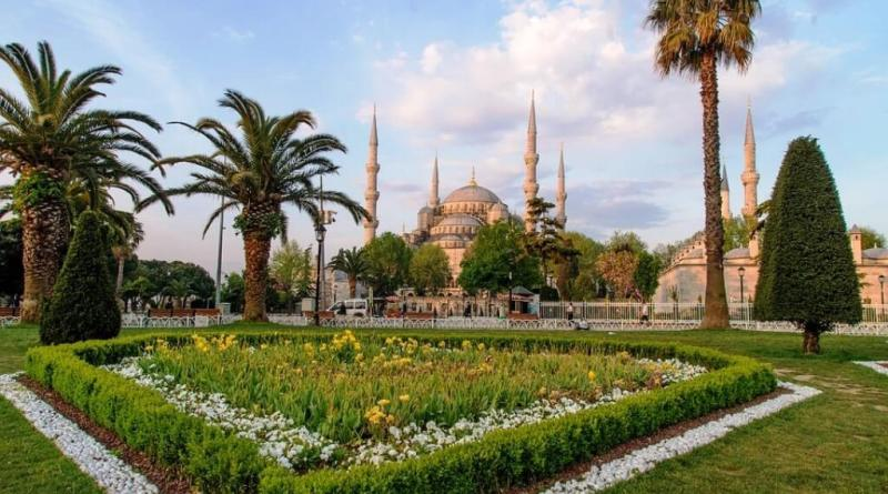 Blue Mosque - Istanbul Itinerary