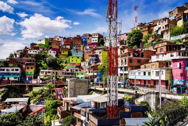 Comuna 13 - Medellin Itinerary