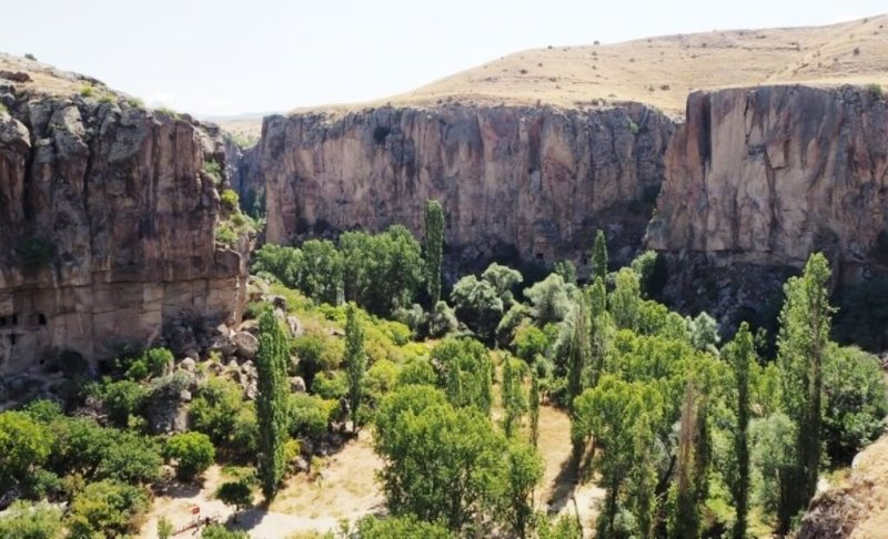 Ihlara Valley - Cappadocia Itinerary