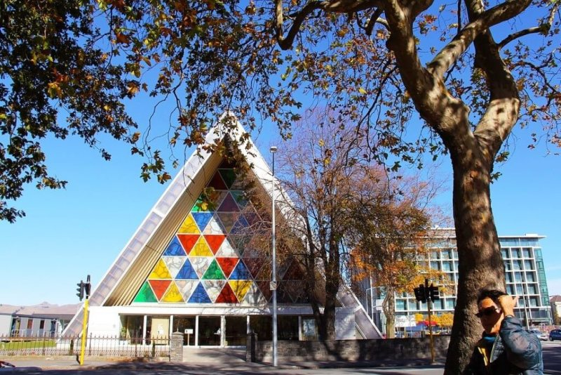 Cardboard Cathedral - Things To Do In Christchurch