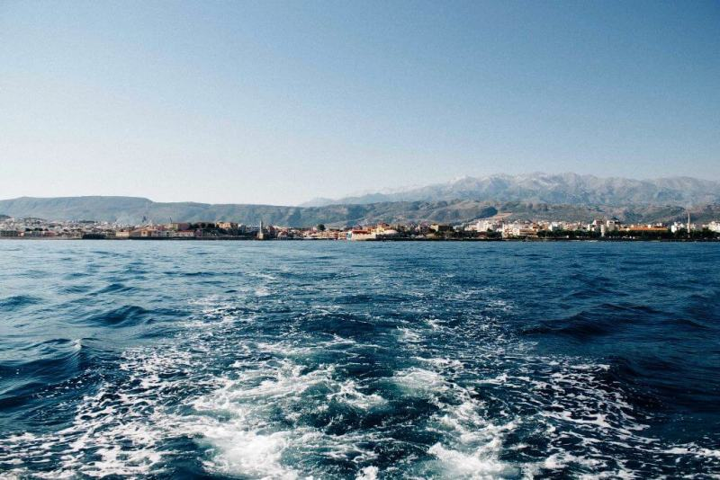 Boat Ride On Aegean Sea - Things To Do In Chania