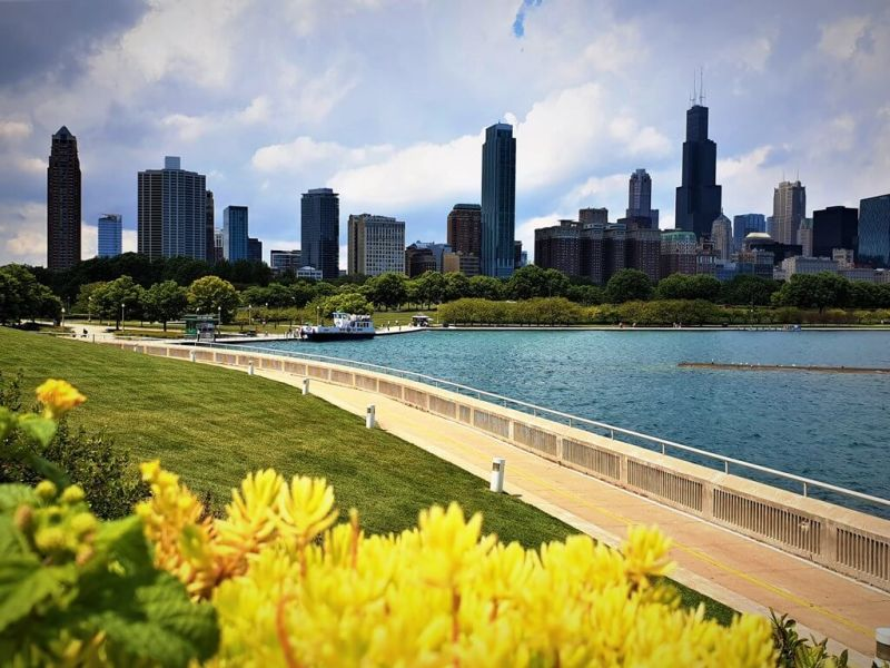 Lake Michigan - Beautiful Lakes In The United States