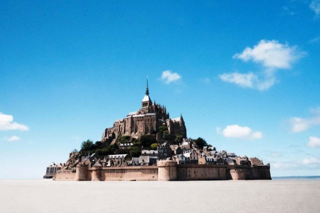 Mont-Saint Michel - France