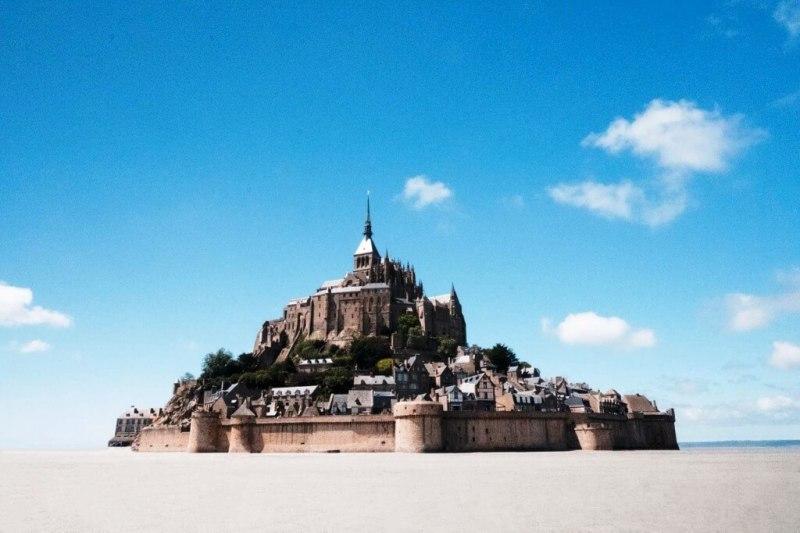Mont-Saint Michel - France