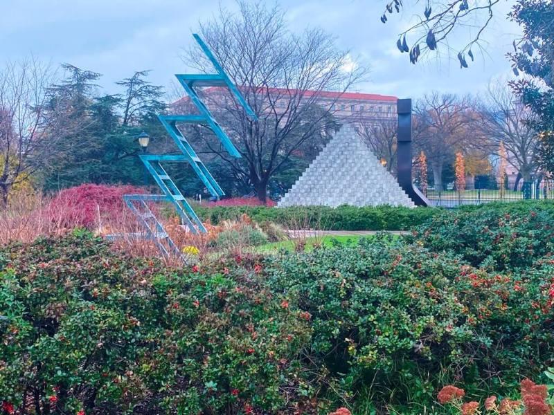 National Gallery Of Art Sculpture Garden