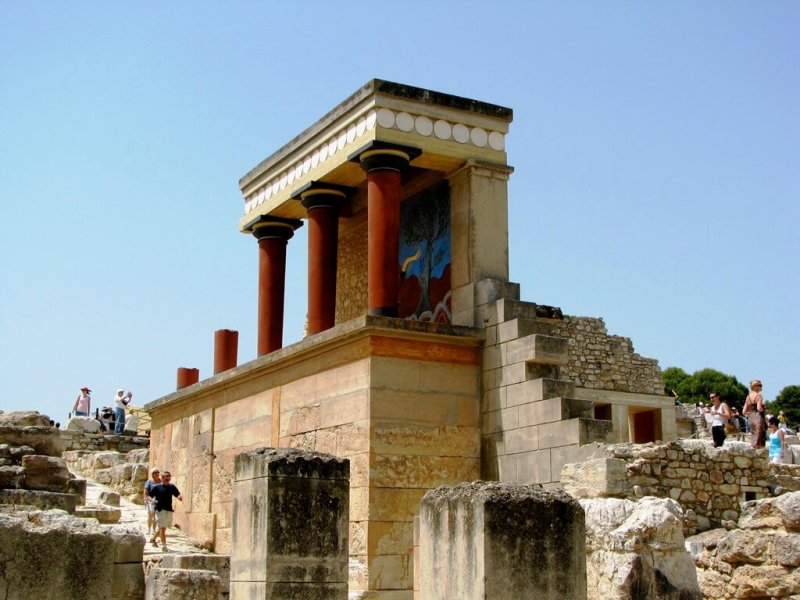 Palace Of Knossos – Things To Do In Greece