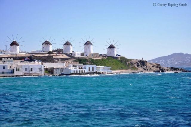 Mykonos Windmills – Things To Do In Greece