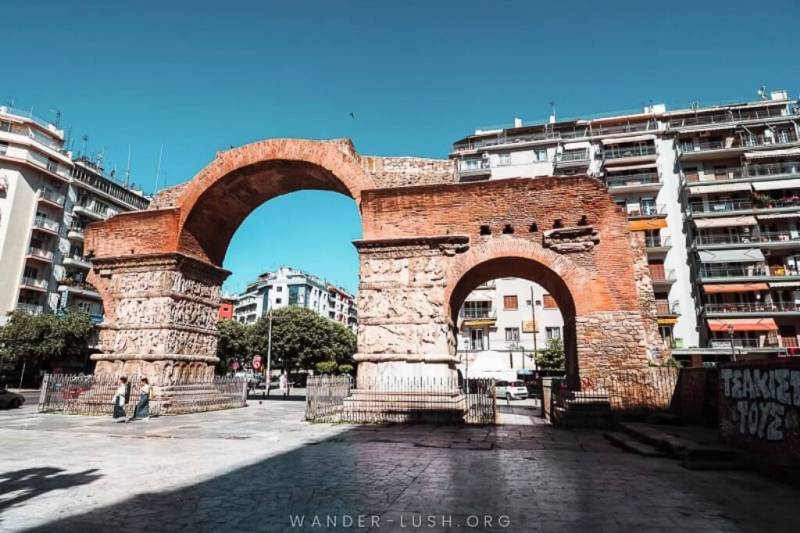 Walking Tour Of Thessaloniki – Things To Do In Greece