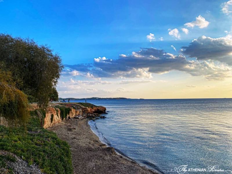 Voula Beach, The Athenian Riviera – Things To Do In Greece