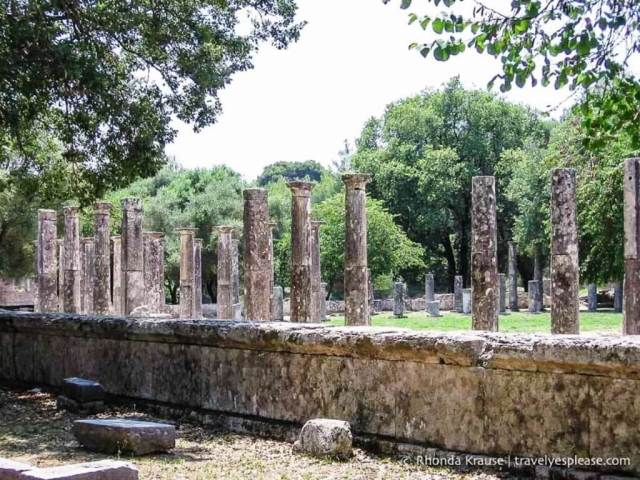 Ancient Olympia – Things To Do In Greece