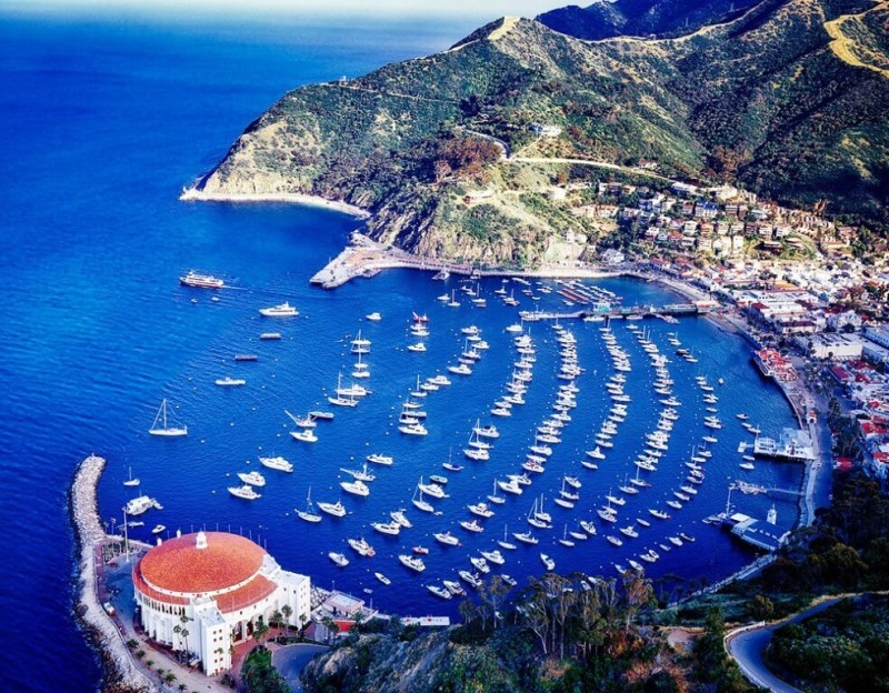 Santa Catalina Island - Weekend Trips From Los Angeles