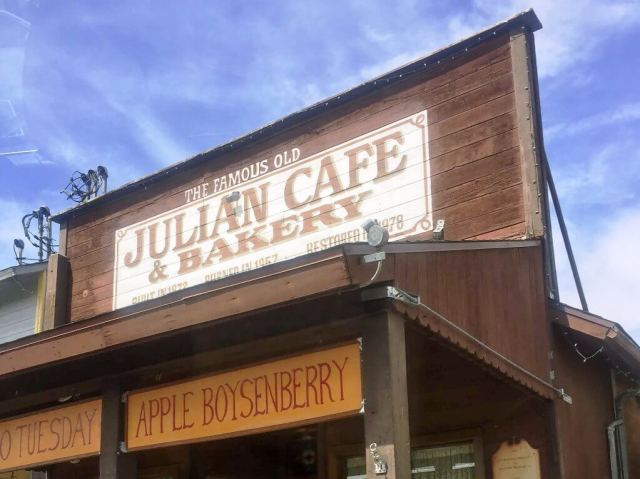 Julian - Beautiful Small Towns In California